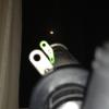 iPhoneでお月さまを撮影してみたよ!