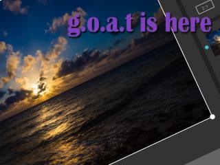 KDDIのビジュアルブログプラットフォーム「g.o.a.t」最初の一歩チュートリアル、そしてレビュー