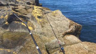増毛~留萌海岸、初めてのベイトタックルでサクラマスとブリにアタックしてきました!