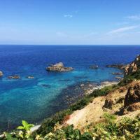 積丹ブルーに会いに行く。美国の海中散歩、そして島武意海岸の南国のような渚。